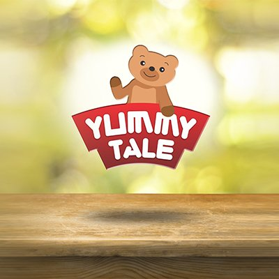 Yummy tale Logo by Pixel and Curve