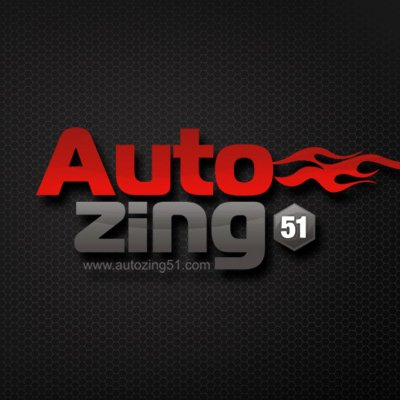 Auto Zing 51 Logo by Pixel and Curve