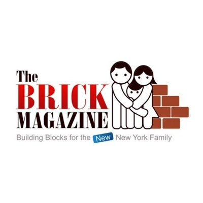 The Brick Magazine Logo by Pixel and curve