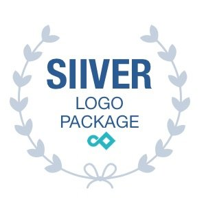 Sliver Logo Package Pixel and Curve